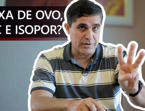 PRODUTOS ALTERNATIVOS: CAIXA DE OVO, PVC E ISOPOR